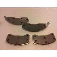 Bendix D152 / PSSRD152 Front Ceramic Brake Pads - New (S#34-5)