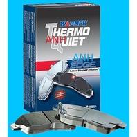 Wagner MX935 Rear Premium Semi Metallic Pads - NEW!