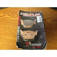 Streamline SB373EX Extreme Duty Brake Pads Rear (s#3-2B)