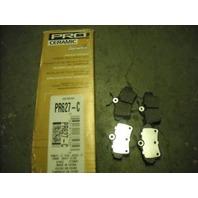 PR627-C PRO Ceramic Disc Brake Pads w/Gridlock