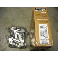 PR816-C PRO Ceramic Disc Brake Pads w/Gridlock Ford Foc