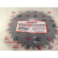 JT Sprockets JTR1478.34 Rear Sprocket 34T 520 Pitch (s#28-2)