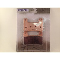 Driven Sintered DI-BP-379R-F Brake Pads Front AX35-379 (s#29-3)