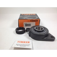 Timken VCJT 1 3/8 Ball Bearing 2-Bolt Flange