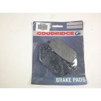 Goodridge G336ST Organic Front Brake Pads