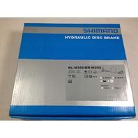 Shimano BL-M396 Disc Brake Set Rear Black