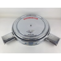 Original GM 409 Dual Quad Air Cleaner 63-64 Impala Chrome