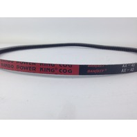 Bando Power King Cog AX40 V-Belt AX-40