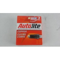 Autolite 5325 Autolite Resistor Spark Plugs. Copper. 4 per box.