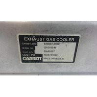 GARRETT 820247-0002 EXHAUST GAS COOLER
