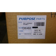 PURPOSE PARTS 320273-311  - HEAT EXCHANGER ASSEMBLY