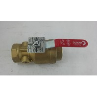 DUYAR Y-4030 TEST AND DRAINAGE VALVE 300 PSİ DN50
