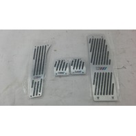 Aluminum Fuel Brake Foot Rest MT Pedals