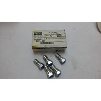 Parker SH2-63Y Fitting Quick Coupler. 5 Couplers Per Box