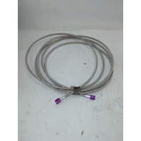 ZEX NS6569 Stainless Steel Braided Nitrous Hose 16'