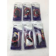 Sierra International WH10480-1 12V Trolling Motor Plug. QTY 6