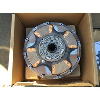 "Eaton 108050-59AM 14"" Clutch Assembly Double Disk 2""X10 Spline"