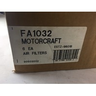 Motorcraft FA1032 Air Filter QTY OF 6