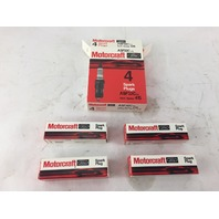 Motorcraft ASF32C Spark Plug OEM - PACK OF 4