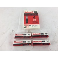 Motorcraft AGSF34C Spark Plugs OEM - PACK OF 4