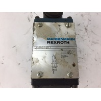 REXROTH MANNESMANN 4WMM10J31/ Hydraulic Directional Control Valve