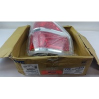 Ford F150 Left Tail Light 2009 2010 2011 2012 2013 2014 TYC 11-6316-01-1