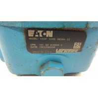 EATON VICKERS V20F-1D9S 38D6H 22 POWER STEERING / HYDRAULIC PUMP