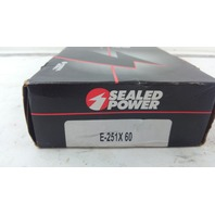 Sealed Power E251X60 SBC Piston Rings