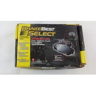 BrakeBest Select Brake Pads - Brake Pad Part # SC975