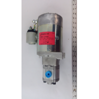 12V DC Single Acting Hydraulic Power Unit PN D116XXI