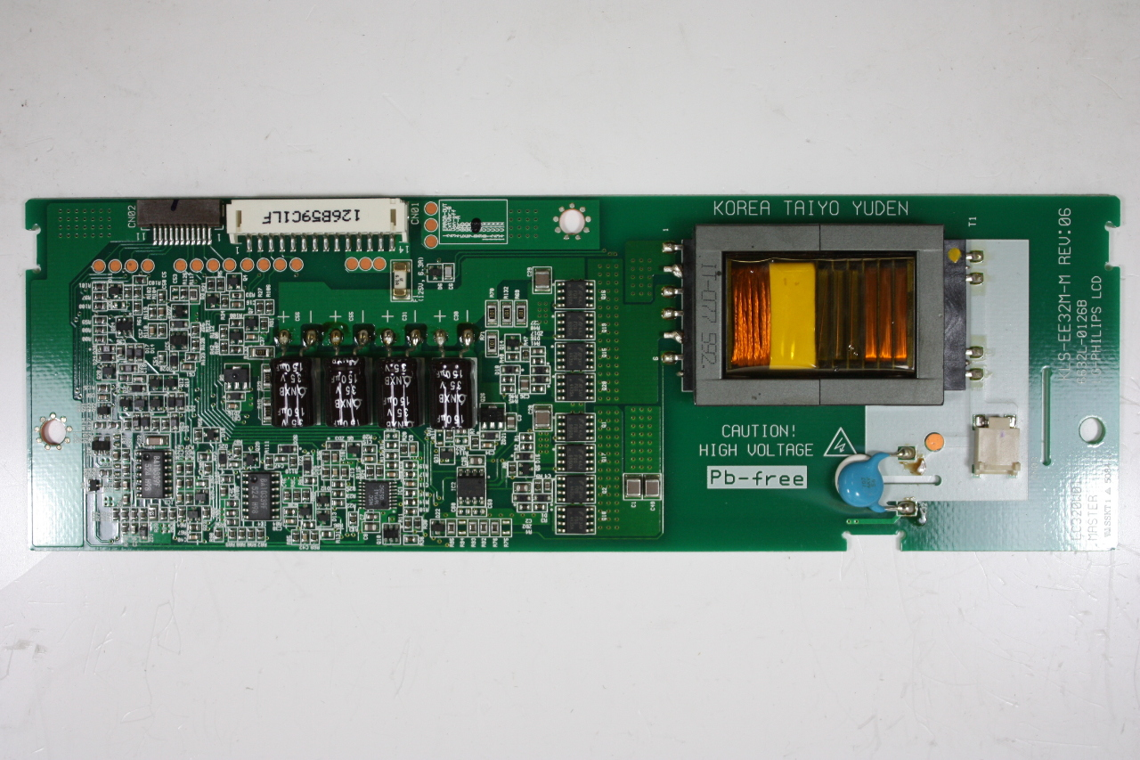 "LG 32/"" 32LG10 6632L-0494A Backlight Inverter Board Unit"