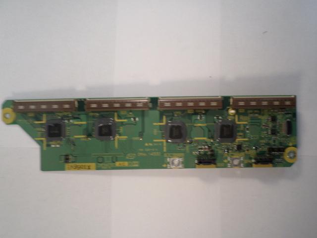 60 TC-60PU54 TNPA5704 Plasma SD Lower Scan Board Unit Motherboard