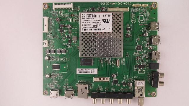 "Vizio 50/"" E500i-A1 TXDCB02K0140004 LED LCD Main Video Board Unit Motherboard"
