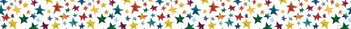 Carson Dellosa The World of Eric Carle Sparkling Stars Borders (108064)