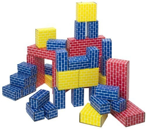 Giant Building Block 40-piece Set