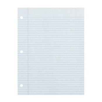 Ecology Recycled Filler Paper Pack
