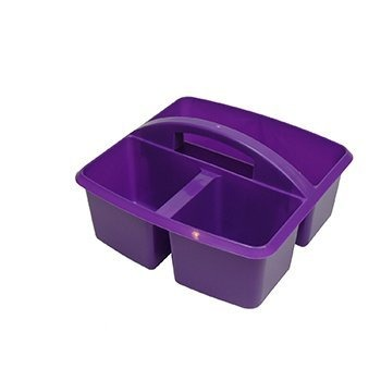 * SMALL UTILITY CADDY PURPLE