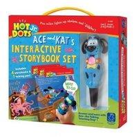 Educational Insights Hot Dots Jr. 4-Book & Pen Set