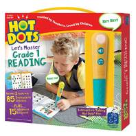 HOT DOTS JR LETS MASTER READING