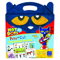 HOT DOTS JR PETE THE CAT PRESCHOOL