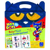 HOT DOTS JR PETE THE CAT I LOVE