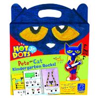HOT DOTS JR PETE THE CAT