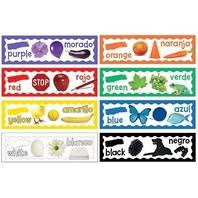 Eureka Colors Mini Bulletin Board Sets