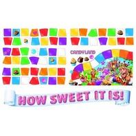 Eureka Candy Land How Sweet Mini Bulletin Board Set