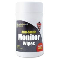 Falcon Monitor  Wipes- 80 ct. tub
