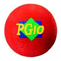 """Playground Ball; Red; 10"""" Diameter; no. MASPG10R"""