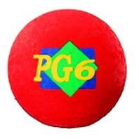 """Playground Ball; 6"""" Red"""