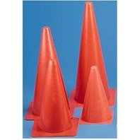 """Safety Cone; 15""""Height; Orange"""