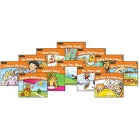 Rising Readers Leveled Fiction Books - 12 Book Set; no. NL-0131