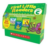 First Little Readers Set: Guided Reading Level C